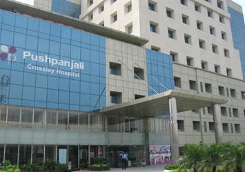 Shroff Eye Centre  at Pushpanjali Crosslay hospital Ghaziabad