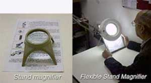 Stand-Magnifiers