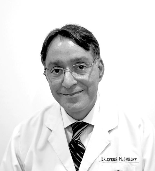 Dr. Cyrus Shroff Retina