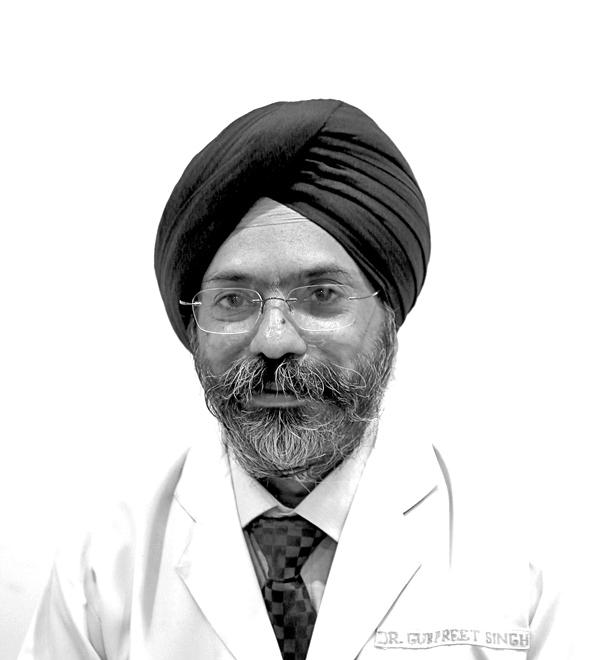 Dr. Gurpreet Singh Shroff Eye