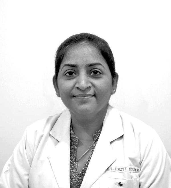 Dr. Priti Kumar Cataract Shroff