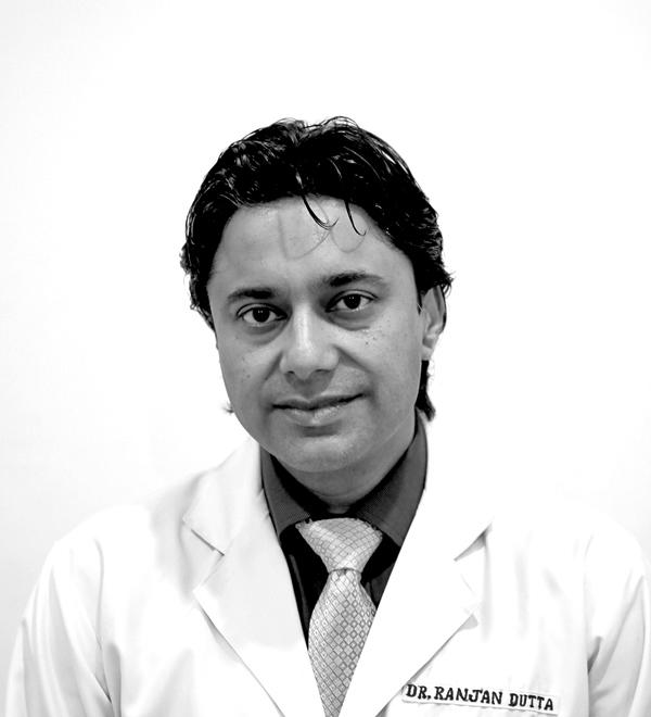 Dr. Ranjan Dutta Shroff Eye