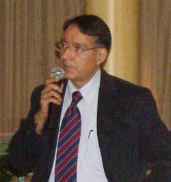 Dr. Krishna Sohan Singh shroff eye award