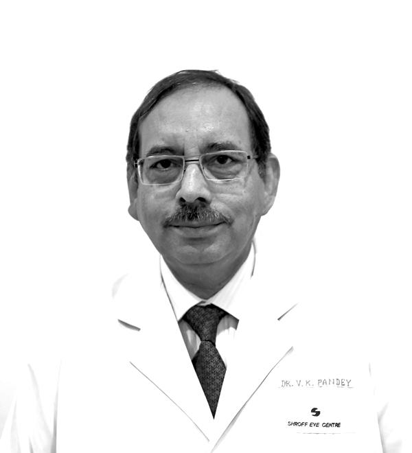 Lt. Col. Dr. V.K. Pandey Shroff Eye