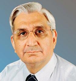 Dr. Noshir M. Shroff - Bharat Jyoti Award
