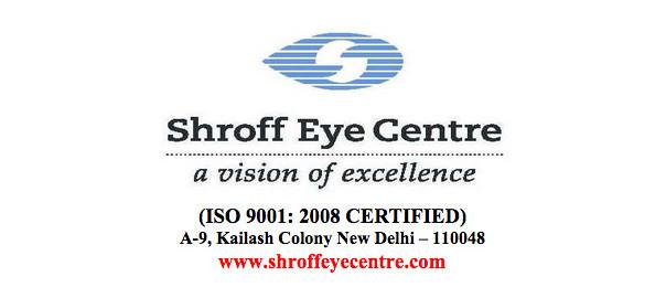 Dr. Shishir Narain - Shroff Eye Centre