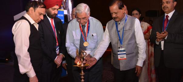Dr Noshir Shroff inauguration IIRSI